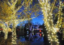 Pittsburgh Social Lights Kennywood Holiday Lights Among Americas Best In Nationwide