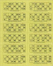 Ticket Chart Result Image Result For Housie Tickets Ticket