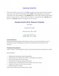 Best Line Cook Resume Ideas Entry Level Resume Templates
