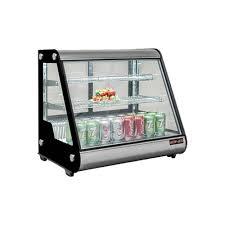 new air ndc 016 cd 36 straight glass countertop display refrigerator