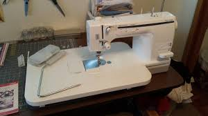 Husqvarna Mega Quilter Sewing Machine