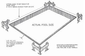 Swimming Pool Layout