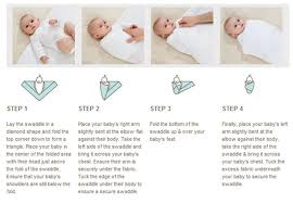 How To Swaddle A Baby With A Blanket