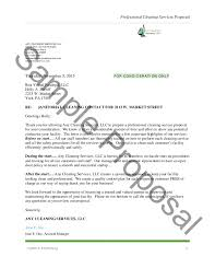 Cleaning Proposal Letter New 48 Cleaning Services Quotation Sample Steamtraalerenborgenes
