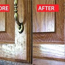 kitchen cabinet cleaner s best diy kitchen cabinet cleaners