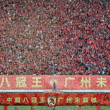 Csl Organisation Chart Guangzhou Evergrande Back To Business As Usual As They Etch