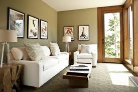 Placing Furniture In Small Living Room Appealing Small Living Room Furniture With Dark Brown Sofa Triple