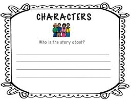 Story Grammar Story Grammar Elements The Visual Guide To Reading Comprehension