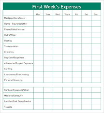 Budget Tracker Template Sample Budget Tracking 9 Documents In Pdf Excel