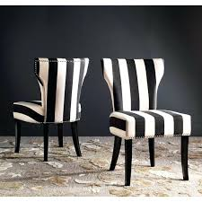 impressive black white striped chair black and white striped chair fabric outstanding black white