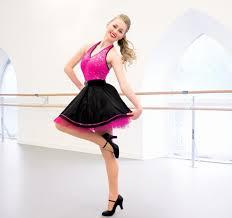 Superior ... Pink Dance Costumes Beautiful Rock U0026amp; Roll Style Dance ...