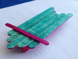 popsicle stick bobsled craft