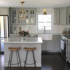Best 25+ Gray kitchen cabinets ideas on Pinterest | Grey cabinets, Light grey  cabinets kitchen and Cabinet colors