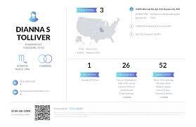 Dianna S Tolliver, (816) 942-6109, 10105 Wornall Rd, Kansas City ...