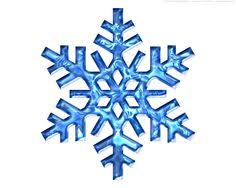 Image result for free clipart of snowflakes