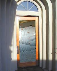 etched glass door sans soucie art glass