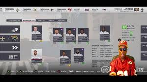 Madden Nfl 19 Your Player Depth Chart Has To Be Your Teams Foundation