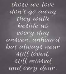 Remembrance Quotes For Loved Ones A beautiful and simple remembrance of a loved one to put on the back 65