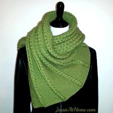Knitted Wrap Pattern