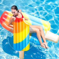 floating pool lounger chair get quotations a inflatable lounge