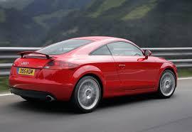 Audi TT Coupé (2006 - 2014) Features, Equipment and Accessories ...