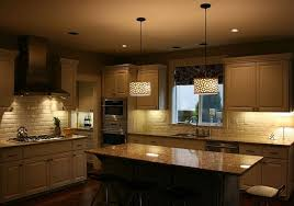 image of kitchen lighting fixtures for low ceilings