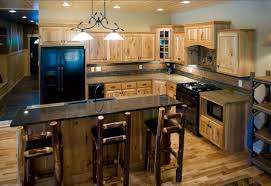 15 best rustic kitchen cabinet ideas and design gallery find your hickory rustic kitchen cabinet ideas in this site photos and galleries