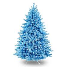 Amazoncom 3u0027 Snow White Pine Artificial Christmas Tree  Unlit Christmas Trees Small