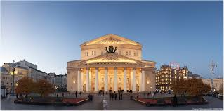 Большой театр Москва Большой театр на карте Москвы Где  Большой театр сегодня Фото Картинка