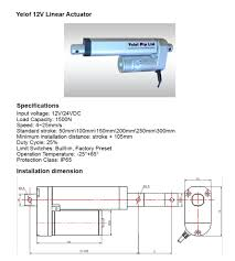 marine electric fuel pump wiring diagram marine automotive 12v yelof linear actuator info