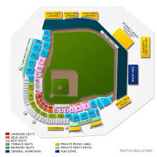 Slc Bees Seating Chart Smiths Ballpark Tickets