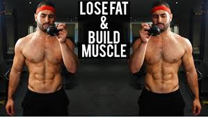 lose weight and gain muscle