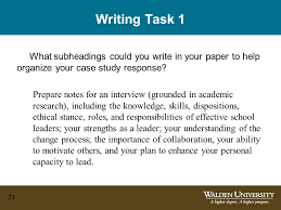 responding to a case study ppt video online  31 writing