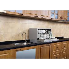 Miniature Dishwasher Contertop And Freestanding Dishwashers Model Reviews Advantages