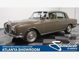 1969 Rolls Royce Silver Shadow For Sale Near Lithia Springs Georgia