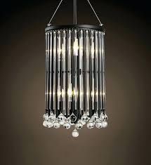 black chandelier crystals whole chandelier black crystal plus black crystal industrial style chandelier at design black black chandelier crystals