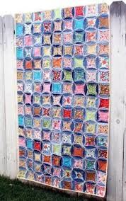 PATTERN- Denim Circle Rag Quilt pattern UPDATED (use your Recycled ... & jeans quilts | Denim Circle Rag Quilt-Recycled Jeans! Adamdwight.com