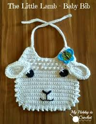Free Crochet Baby Bib Patterns