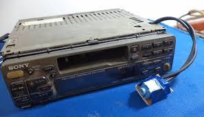 add aux port to sony xr c550rds car audio system