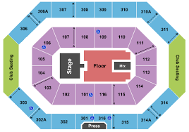 Ralph Engelstad Arena Seating Chart Grand Forks