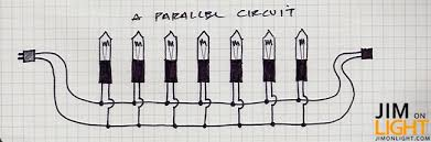 jimonlight comâ\u20ac™s guide to christmas lights, part 4 christmas Christmas Lights In Series Wiring parallel circuit jimonlight christmas light series wiring diagram