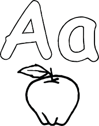 Coloring Picture Of Apple Apple To Color Apple Pictures To Color