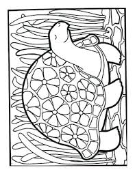 Forest Animal Coloring Pages Trustbanksurinamecom