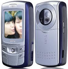 ponsel) BENQ tipe U700