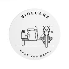 sidecars make you happy sticker ural motorcycles wheel dreams sidecars make you happy sticker ural motorcycles motorcycle