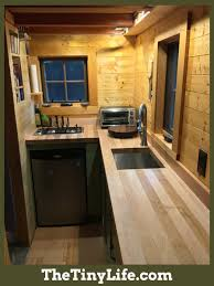 Small Picture Ryans Tiny House Kitchen The Tiny Life