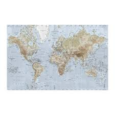 ikea world map