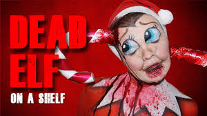 watch and share elf on the shelf makeup tutorial gifs on gfycat