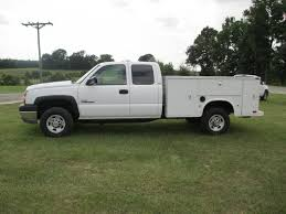 Purchase used 2005 Chevrolet 2500HD Duramaz Diesel Service Truck ...