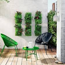 retro style salsa outdoor chairs at